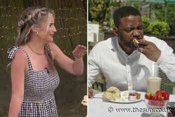 Helen Skelton blasted for 'shameful' food faux pas on Summer on the Farm – but can you spot it?... - The Sun