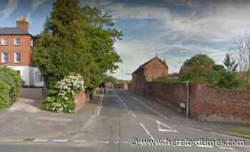 Emergency closure after wall left at risk of collapse by crash