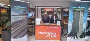 """Mar del Plata dice presente en el espacio """"Municipios en BA"""" - InfoBrisas"""