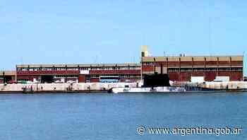 El Arsenal Naval Mar del Plata cumple 43 años - Argentina.gob.ar Presidencia de la Nación