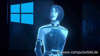 Windows 11: Das hat Cortana dazu zu sagen