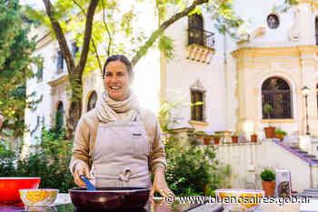 ¡Juliana cocina en los MuseosBA!   Noticias - buenosaires.gob.ar