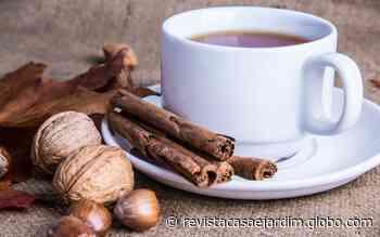 Como fazer chá de canela, cravo e gengibre - Casa e Jardim