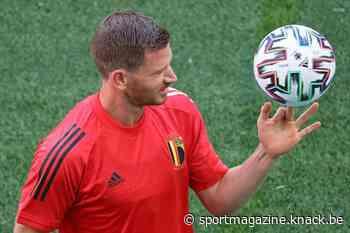 Vertonghen en Denayer starten tegen Denemarken: bekijk hier de opstelling van de Rode Duivels