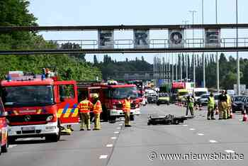 Dode en meerdere zwaargewonden bij ongeval op E19: twee uur aanschuiven richting Antwerpen