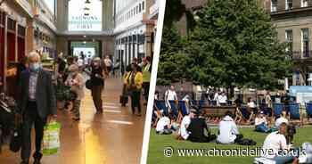 £26m bid to upgrade Grainger Market and Old Eldon Square