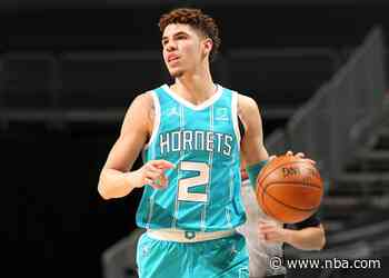 LaMelo Ball's Dazzling Debut Season Ends with NBA's Rookie of the Year Award
