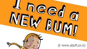 I Need a New Bum publisher wins top prize at prestigious Bologna Children's Book Fair - Stuff.co.nz