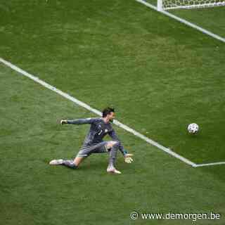 Live - EK voetbal. KAA Gent-spits Yaremchuk helpt Oekraïne aan 2-1 zege tegen Noord-Macedonië