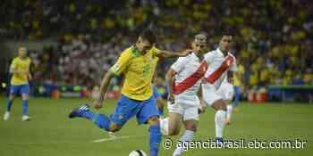 Copa América: Brasil enfrenta seleção peruana no Nilton Santos - Agência Brasil