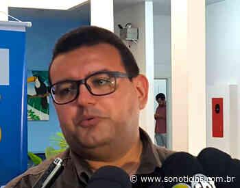 Secretário de Fazenda em Sorriso é internado em UTI com Covid - Só Notícias