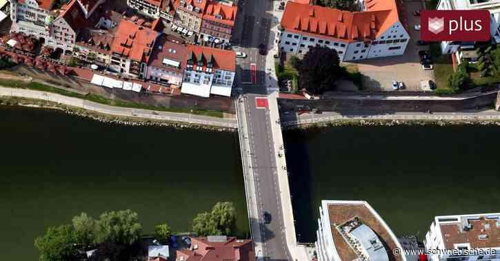 Lockerungen in Neu-Ulm, aber nicht in Ulm   schwäbische - Schwäbische