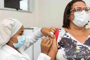 Petrolina abre agendamento e amplia vacinação para pessoas a partir de 45 anos - Defesa - Agência de Notícias