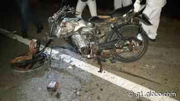 Motociclista morre após sofrer grave acidente na BR 428, em Petrolina - G1