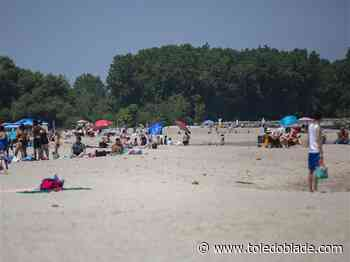 Bacteria-driven swimming advisory back on at Maumee Bay State Park