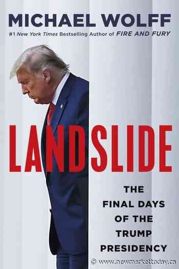 'Fire and Fury' author writes new Trump book 'Landslide' - NewmarketToday.ca