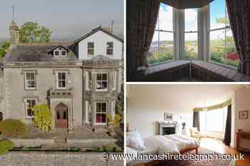 Inside the £900K Clitheroe manor house that's on the market