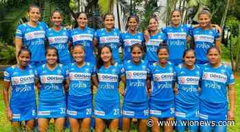 Hockey India announces Women`s squad for Tokyo Olympic Games 2020 - WION