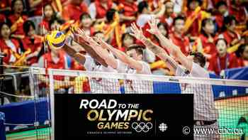 Road to the Olympic Games: FIVB Mens Volleyball Nations League on CBC: Japan vs Canada - CBC.ca