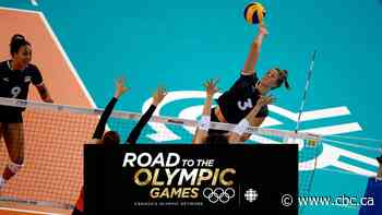 Road to the Olympic Games: FIVB Women's Volleyball Nations League on CBC: Canada vs Thailand - CBC.ca