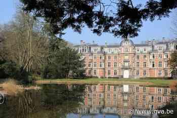 """Toekomst kasteel Ravenhof stilaan duidelijk: """"Maar eerst de buitenkant opknappen"""" - Gazet van Antwerpen"""