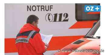 Zwei Verletzte bei Unfall in Bad Doberan - Ostsee Zeitung