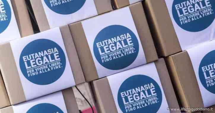 Eutanasia, le chiacchiere stanno a zero: ci vediamo ai tavoli
