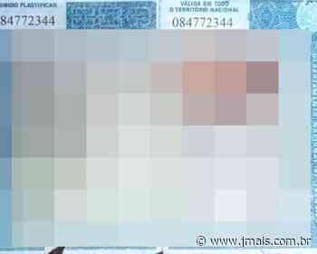 Passageira com documento falso é conduzida à Delegacia em Canoinhas - JMais