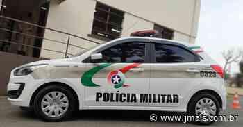 Vítima flagra ladrão de botijão de gás no centro de Canoinhas - JMais