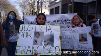 Desaparición y muerte de Francisco Cruz: la Policía de Berni sigue sin ser investigada - La Izquierda Diario