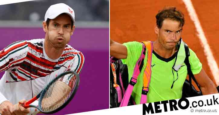 'It's a shame' – Andy Murray reacts to Rafael Nadal Wimbledon withdrawal