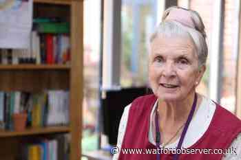 Retired Watford midwife and Peace Hospice supporter honoured by Queen