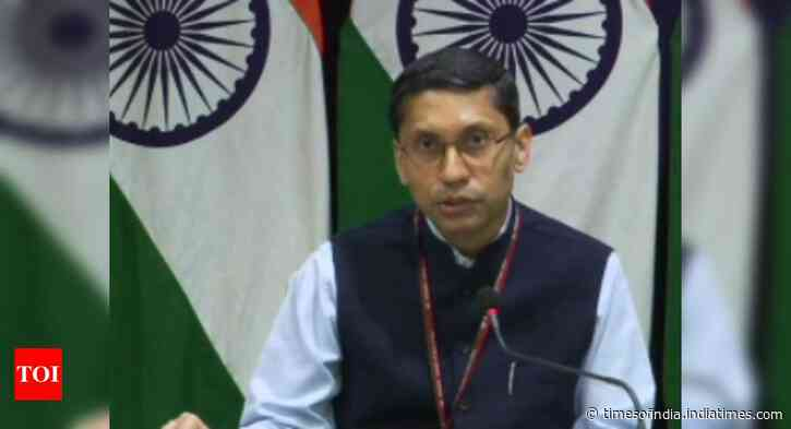 It is for Afghan people to judge each of their partners: MEA