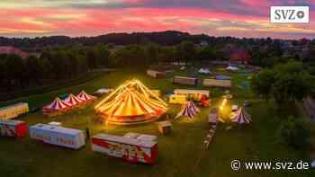 Die Kultur erwacht: Zirkus Frank eröffnet in Boizenburg den kulturellen Sommer   svz.de - svz – Schweriner Volkszeitung