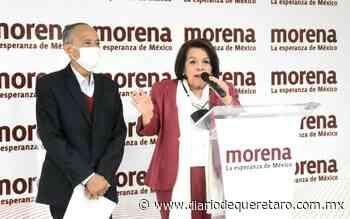 Reconoce Celia Maya caída pero no a Kuri - Diario de Querétaro