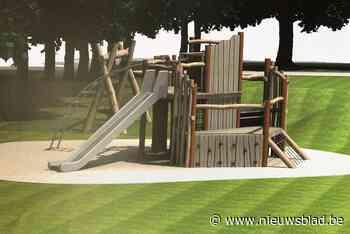 Kinderen mogen nieuw speelplein zelf uittekenen (Liedekerke) - Het Nieuwsblad