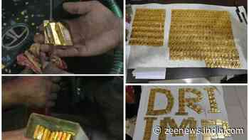 43 kg gold worth Rs 21 crore seized in Imphal, two persons arrested