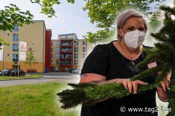 Chemnitz: Mitten im Sommer! Der Weihnachtsmann kommt ins Altenheim - TAG24
