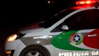 Sapiranga: Veículo roubado em assalto é recuperado pela PM - Uaaau