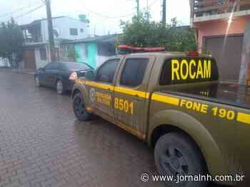 BM prende homem em São Leopoldo com carro furtado em Sapiranga - Jornal NH
