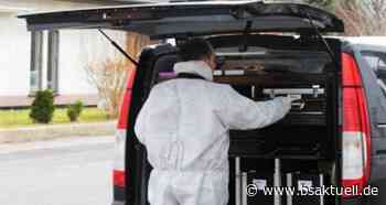 Kaufbeuren: Toter Senior und Einschuss in Wand - Polizeieinsatz - BSAktuell