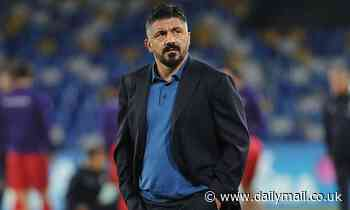 Tottenham ABORT plans to appoint Paulo Fonseca as the new boss and open talks with Gennaro Gattuso