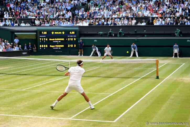 Wimbledon 2021: the finals will be with the FULL CAPACITY of the crowd!