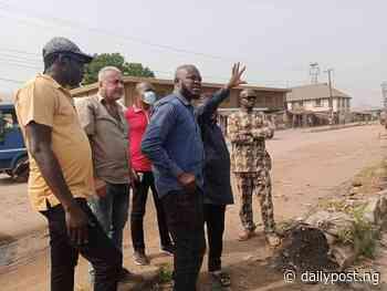 Abia Govt reiterates commitment to reconstructing Aba--Ikot Ekpene Road - Daily Post Nigeria