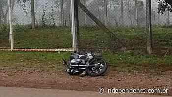 Motociclista sofre ferimentos em acidente no Bairro Conventos, em Lajeado - independente