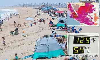 Californians told to cut back electricity usage as heat wave threatens to knock out power grid