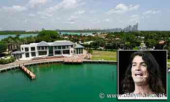 Adam Neumann is snapping up two adjacent waterfront properties near Miami