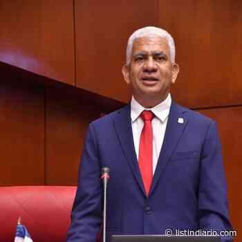 Ricardo de los Santos dice tener apoyo de 24 legisladores para presidir el Senado - Listín Diario