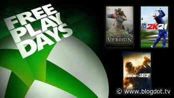 Free Play Days – Tom Clancy's Rainbow Six Siege, Verdun, and PGA Tour 2K21 - Blogdottv