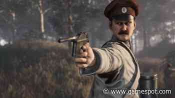 WWI FPS Games Verdun And Tannenberg Launch On PS5/Xbox Series X S With Free Weekend - GameSpot